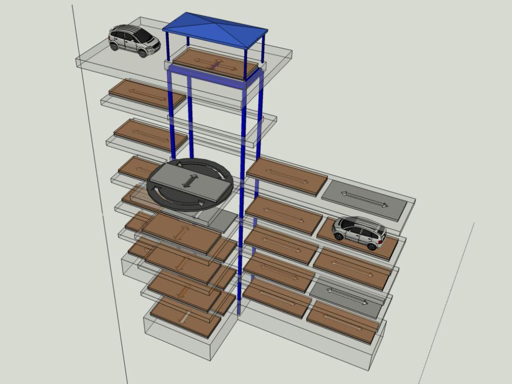 DE-PARK_Car_lift_DE_700