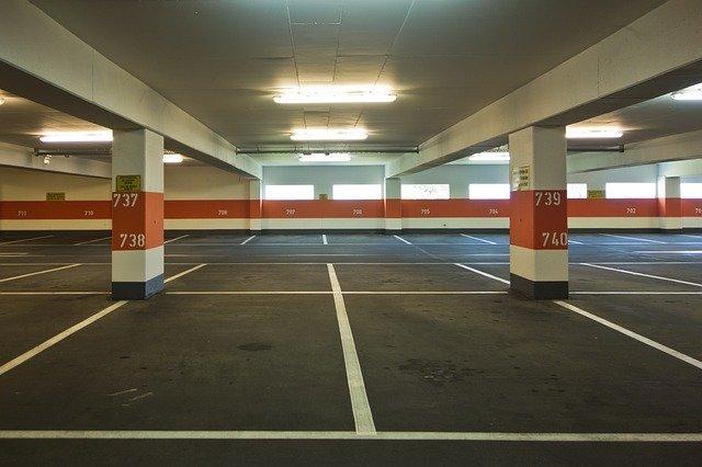 Parkplatz Maße Tiefgarage